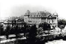 Le Kaiser-Wilhelm Institut de Berlin, fondé en 1912. Haut lieu de Science… mais pas toujours de Conscience