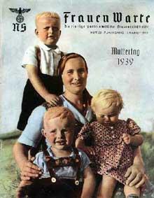 «Au nom de la race...»: le «bon sang allemand»