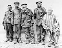 Camp de Buchenwald: malades mentaux juifs. Des victimes toutes désignées pour l'opération 14f13