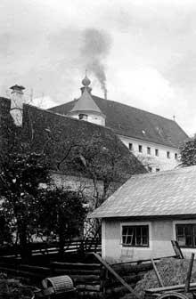 Hartheim: la noire fumée du krematorium