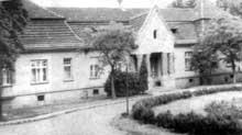 Korbieszyn: vue d'une partie de l'institut