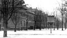 Koscian: l'asile en 1940