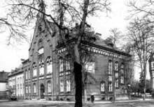 Meseritz-Obrawalde en 1939