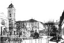 Owinska près de Poznan, l'institut: dès septembre 1939, les nazis s'occupent des malades mentaux de l'instuitut