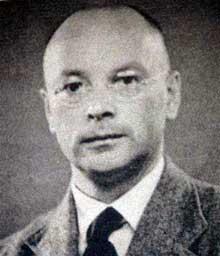 Le docteur Julius Hallervorden�: un grand sp�cialiste du cerveau� mais aussi un des bourreaux de Brandeburg
