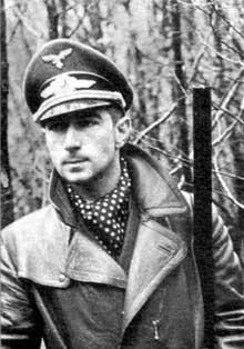 Werner Mölders, un opposant à T4 et héros de la Luftwaffe