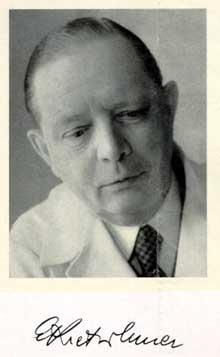 Ernst Kretschmer, militant eug�niste, mais antinazi