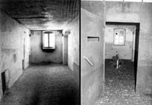 Sonnenstein�: la chambre � gaz