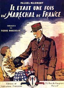 Malgré « le vent mauvais », le régime de Vichy entretien l'illusion d'une idylle entre Pétain et la France