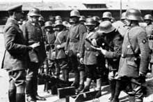 Le Freikorps d'Epp