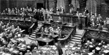24 mai 1920 : le parlement de Weimar