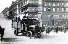 Berlin : le putsch de Kapp Lüttwitz