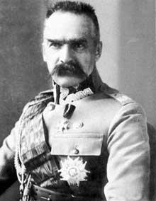 Józef Klemens Pilsudski (1867-1935)