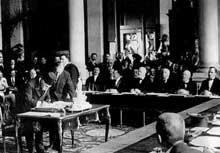 Le traité de Sèvres
