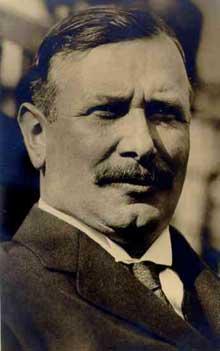 Joseph Wirth, le nouveau chancelier (1879-1956)