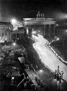 30 janvier 1933 : le défilé de la victoire à Berlin