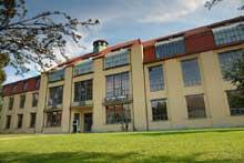 Weimar : le Bauhaus
