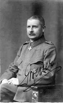 Wilhelm Groener (1867-1939)