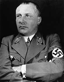 Martin Bormann (1900-1945) vers 1940