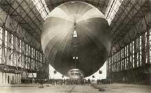 Le « Graf Zeppelin » LZ 127