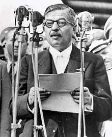 Pierre Laval (1883-1945)