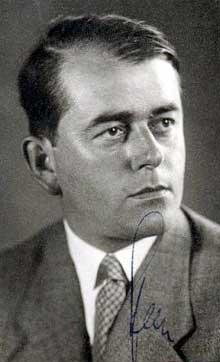 Le jeune Albert Speer (1905-1981)