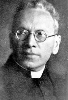 Ludwig Kaas (1881-1952), chef du « Zentrum »