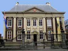 J. van Kampen: le Mauritshuis de La Haye