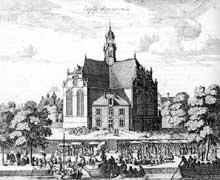 Hendrik de Keyser: la Norderkerk d'Amsterdam