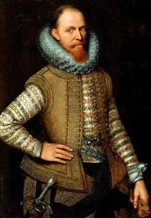 Michiel Jansz van Mierevelt: Maurice de Nassau, Prince d'Orang