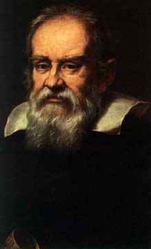Portrait original de Galilée peint par Justus Sustermans (1597-1681) en 1636. Huile sur toile, 56x48cm. Florence, Palmais Pitti