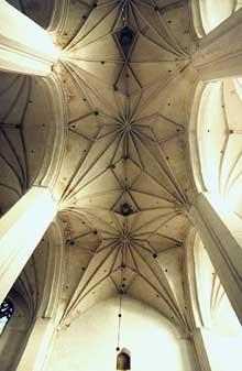 Torun, l'église saint Jean