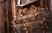 Jean Michalowicz: tombe de l'évêque Padniewski à Wawel