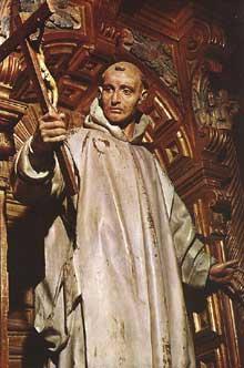 Manuel Pereira: saint Bruno. Burgos, monastère de Miraflores