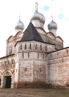 Cathédrale de la Résurrection à Romanov Borisoglebsk