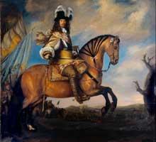 David Klöcker Ehrenstrahl: Carl Gustaf Wrangel. 1652