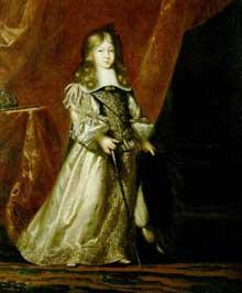 David Klöcker Ehrenstrahl: CharlesXI, comte Palatin et roi de Suède. 1662